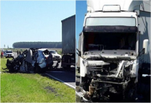 Accidente Ruta Nacional 14