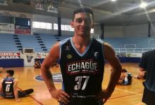 Emiliano Cancina reemplazará a Mateo Gaynor en el plantel de Echagüe