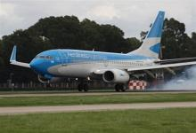 avión Aerolíneas