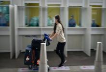 coronavirus aeropuerto