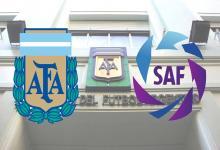 """La AFA criticó a la Superliga por su """"desinterés"""" y """"desapego"""" con la selección argentina"""