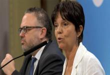 Mercedes Marcó del Pont seguirá al frente de la AFIP por los próximos cuatro años.