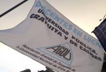 AGDU adhirió al paro de este jueves convocado por Conadu