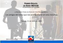 Pasó con éxito la primera regata virtual indoor de la ACRER