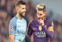 Lionel Messi y Sergio Agüero, entre los candidatos al Balón de Oro