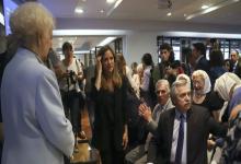 En la veda electoral, Alberto Fernández fue a un homenaje a Estela de Carlotto