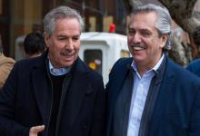 Felipe Solá y Alberto Fernández viajan hoy a Europa y regresarán el domingo próximo.