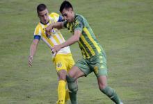 Copa de la Liga Profesional de Fútbol: Central aprovechó el mal momento de Aldosivi