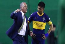 Fútbol: el entrerriano Paolo Goltz será titular en el Boca muleto que recibirá a Racing
