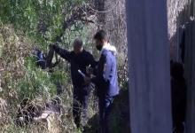 No se hallaron pertenencias de Calleja en el aljibe que inspeccionó la Policía