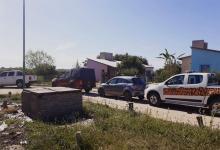 El allanamiento se realizó en el barrio Toto Irigoyen de Gualeguaychú y está relacionado a un robo calificado y privación ilegítima de la libertad.