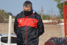 Lautaro Geminiani fue el único ausente en la vuelta a las  prácticas de Patronato