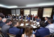 Entre Ríos trabaja con Nación y el resto de las provincias en una agenda ambiental
