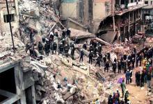 El próximo sábado 18 se cumplen 26 años del atentado a la Mutual Israelita.