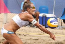 Beach Volley: los entrerrianos Gallay y Azaad inician la segunda etapa en Cancún