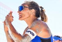 Beach Volley: con una victoria y otra derrota, la entrerriana Gallay se despidió de Cancún