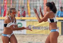 Beach Volley: con el estreno de Gallay, se jugará la segunda etapa del Circuito Argentino