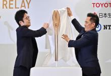 La antorcha olímpica inicia su recorrido rumbo a los Juegos de Tokio