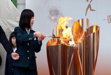 El relevo de la antorcha olímpica para Tokio 2020 se celebrará sin presencia de público