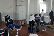 Atlético Paraná se sumó a la campaña de colecta de sangre
