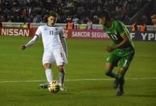 Con presencia entrerriana, la Sub 23 de Argentina goleó a Bolivia en su primer amistoso