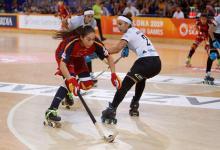 Hockey sobre patines: las chicas cayeron en la final del Mundial ante España