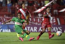 Argentinos empató con Sport Huancayo en su estreno por la Copa Sudamericana