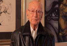 César Arias falleció el sábado a los 96 años, de causas naturales.