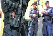 arma policía