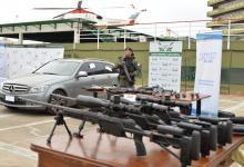 """Se detuvieron a 21 personas, como resultado de la """"Operación Palak""""."""