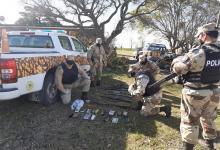 En Gualeguaychú como en Islas este año se produjo uno de los mayores secuestros de armas de fuego, lo que redunda en una mayor prevención en materia de seguridad rural.