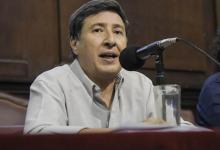 Daniel Arroyo es ministro de Desarrollo Social.