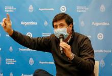 El ministro de Desarrollo Social de la Nación, Daniel Arroyo, aseguró que la crisis actual no es como la de 2001 porque ahora hay una mayor contención del Estado.