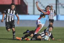El vialense Alzugaray anotó en el empate de Central Córdoba en su visita a Sarandí