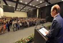 El gobernador Gustavo Bordet inaugurará el 142° período de sesiones ordinarias