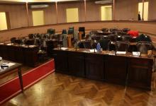 Asamblea Legislativa vacía