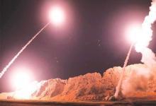 Irán atacó con misiles instalaciones militares estadounidenses en Irak