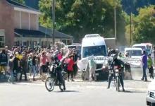 ataque traffic presidencial Chubut