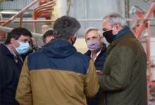 Atilio Benedetti expresó su apoyo a la candidatura a diputado nacional de Rogelio Frigerio.