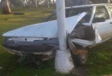 Accidente en Concordia