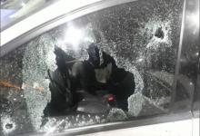 auto baleado jefe de Policía Federal Santa Fe