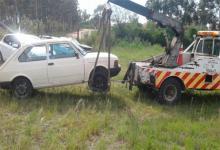 auto secuestrado fiesta clandestina Concordia