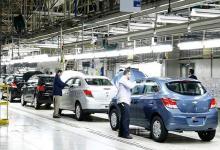 autos producción