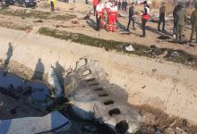 avión ucraniano derribado