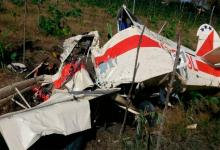 avioneta accidentada Alcaraz