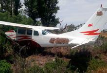 avioneta narco Santa Fe