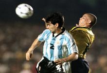 """Ronaldo: """"Probablemente, Ayala ha sido el jugador que más me ha pegado en mi carrera"""""""
