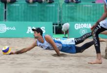 Beach Volley: el cerritense Azaad deberá buscar el bronce junto a Capogrosso