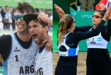 Reprogramaron las fechas clasificatorias del Beach Volley para los Juegos Olímpicos
