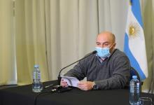 Bachetti informó que se aplicaron 266.374 vacunas contra el Covid en Entre Ríos